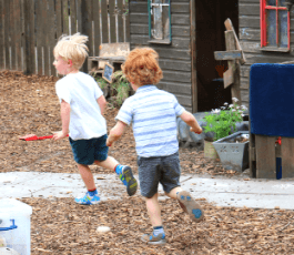 Daily Mile At The Nursery