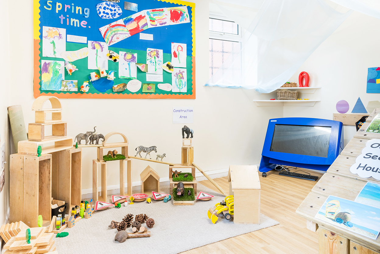Nursery Playrooms for Kids