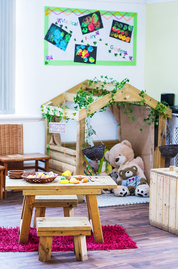 Nursery in Astley - Playrooms