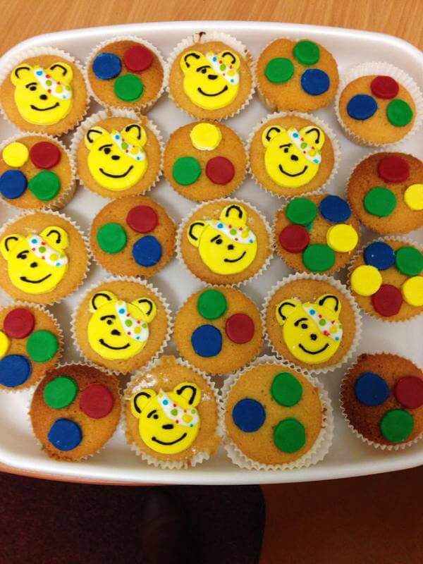 Children in Need Charity