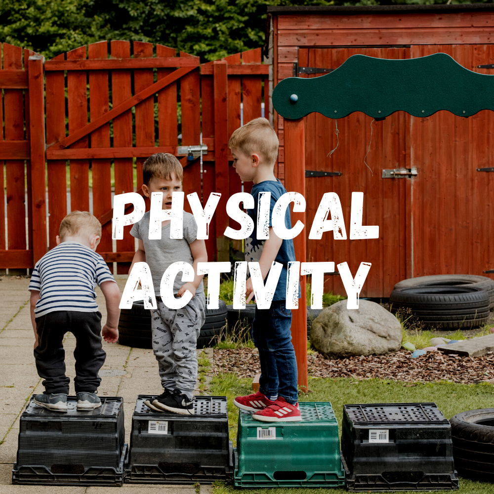 Physical Activity Toddlers