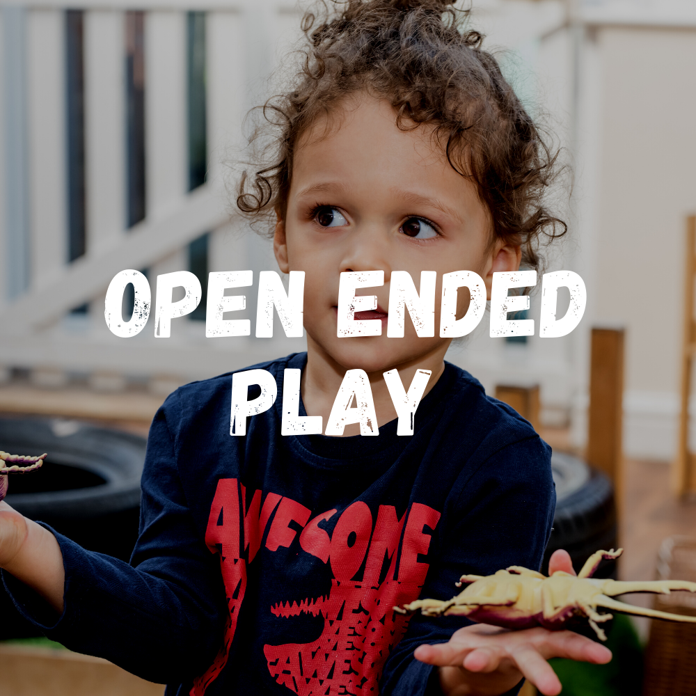 Open Ended Play Baby